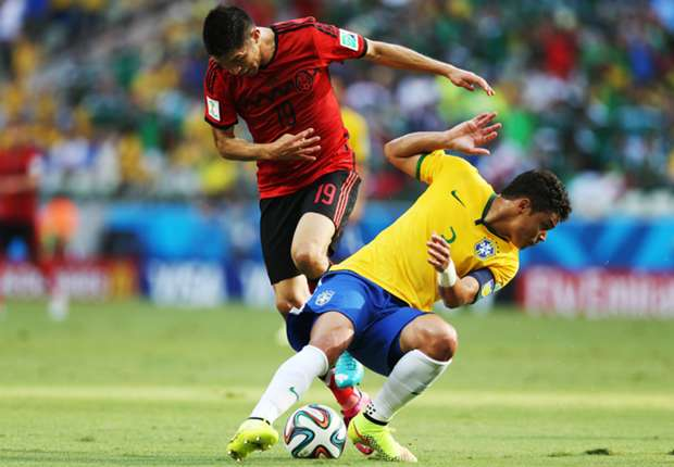 Thiago Silva: Media furore denied Brazil a penalty