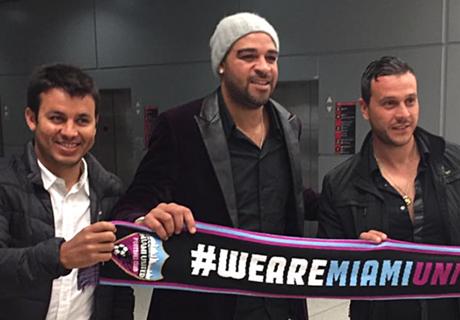 Adriano já pode sair do Miami United