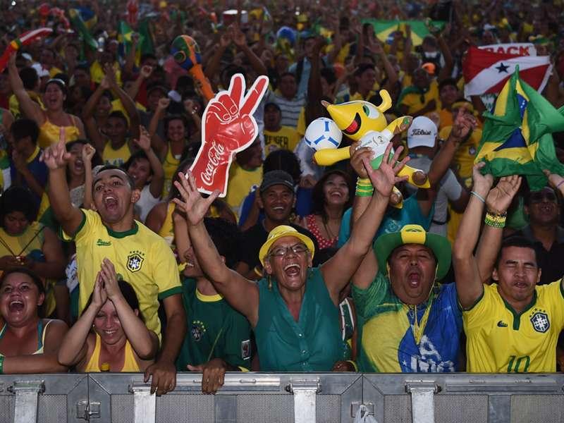 "Segundo o Financial Times, Copa de 2014 é a ""melhor dos últimos tempos"""