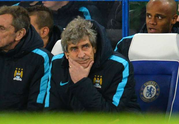 Experience gives Manchester City advantage in title race - Pellegrini