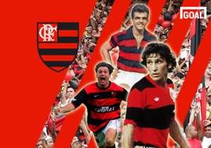 Flamengo tiene tantos ídolos que fue difícil escoger a 20, pero esta es la lista que armó Goal.