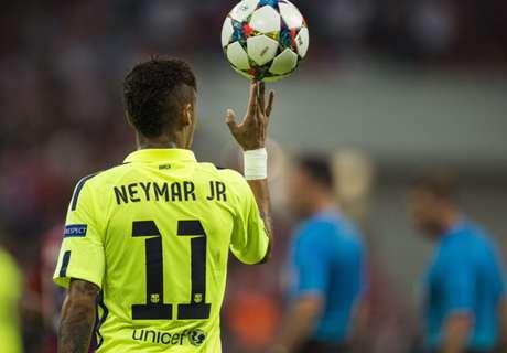 Ex-Coach: Neymar ist Anführer-Typ