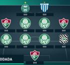 Galeria: Os piores da 29ª rodada do Brasileirão