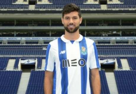 Felipe wants CL glory with Porto