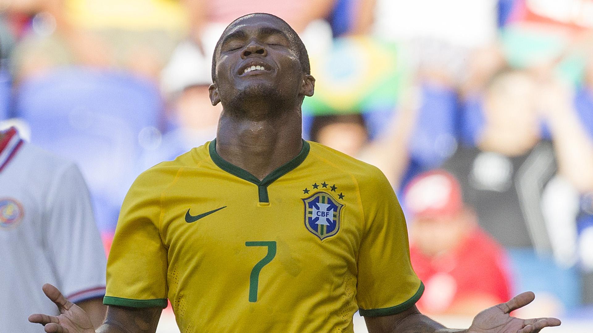 Douglas Costa no participará en los Juegos Olímpicos de Río 2016