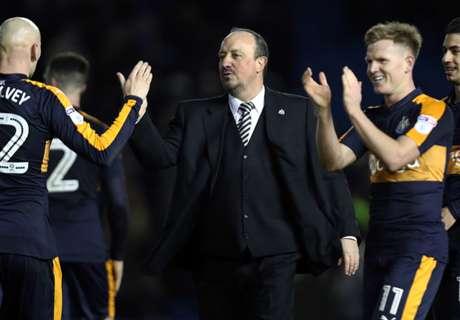 Benitez Tak Jamin Masa Depan Di Newcastle