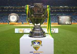 O Grêmio superou o Atlético-MG e se tornou pentecampeão da competição. Confira a seguir quem tem mais taças.