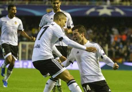 DIRECTO: Eibar vs Valencia