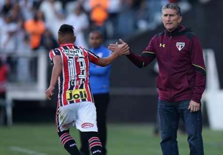 Qué impresión dejó Bauza en Sao Pablo