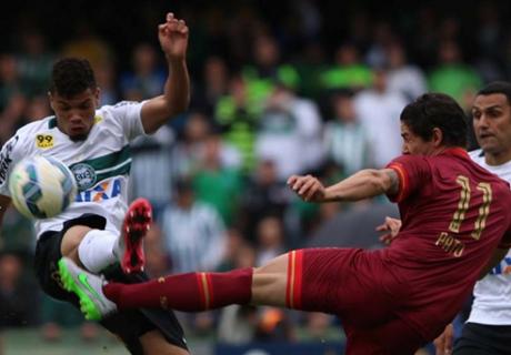 Coritiba envoie un signal à Lyon pour Juninho