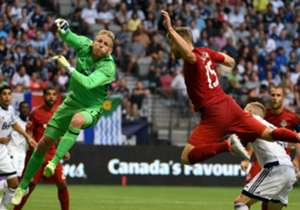 Toronto FC and the Vancouver Whitecaps gave it their all in a two-legged Canadian Championship final that was decided in the final minute.