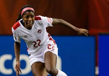 France 1-0 Canada: CanWNT falls