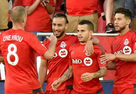 TFC, Whitecaps play game 'of two halves'