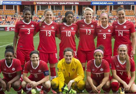 CanWNT names squad vs. Netherlands