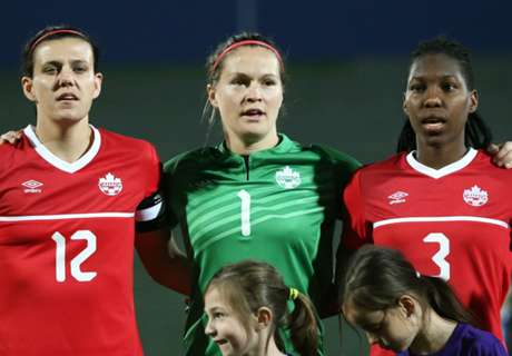 CanWNT names Olympic quals roster