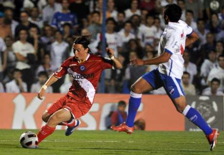 Oberman jugará en Arica