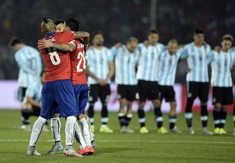 Chile - Argentina tiene horario