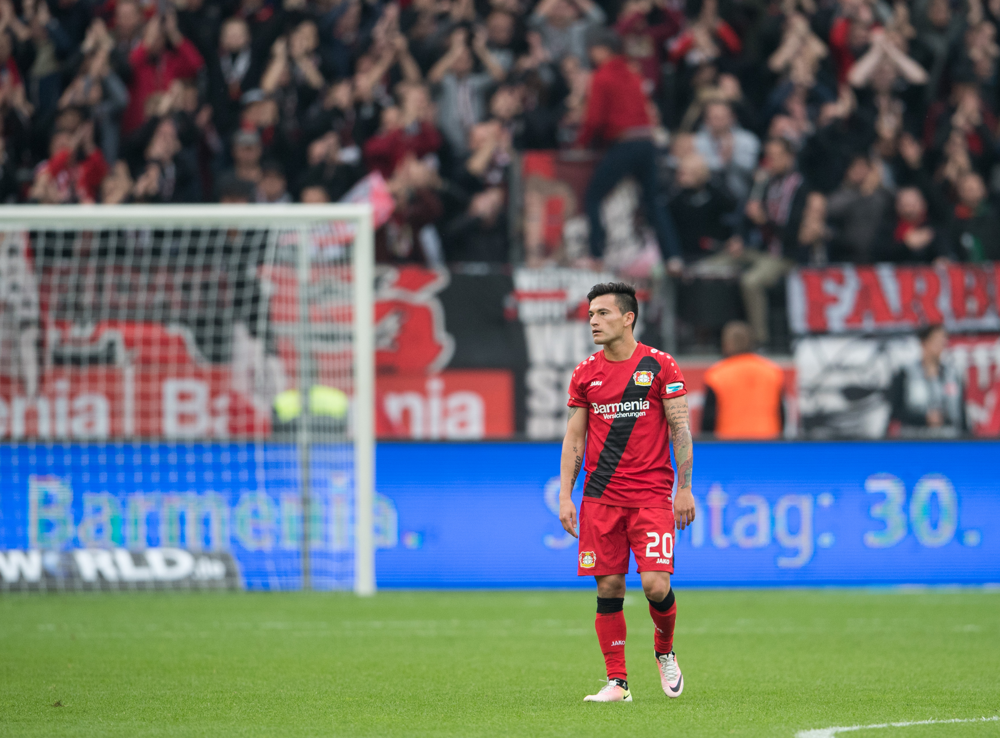 Video: Sportfreunde Lotte vs Bayer Leverkusen
