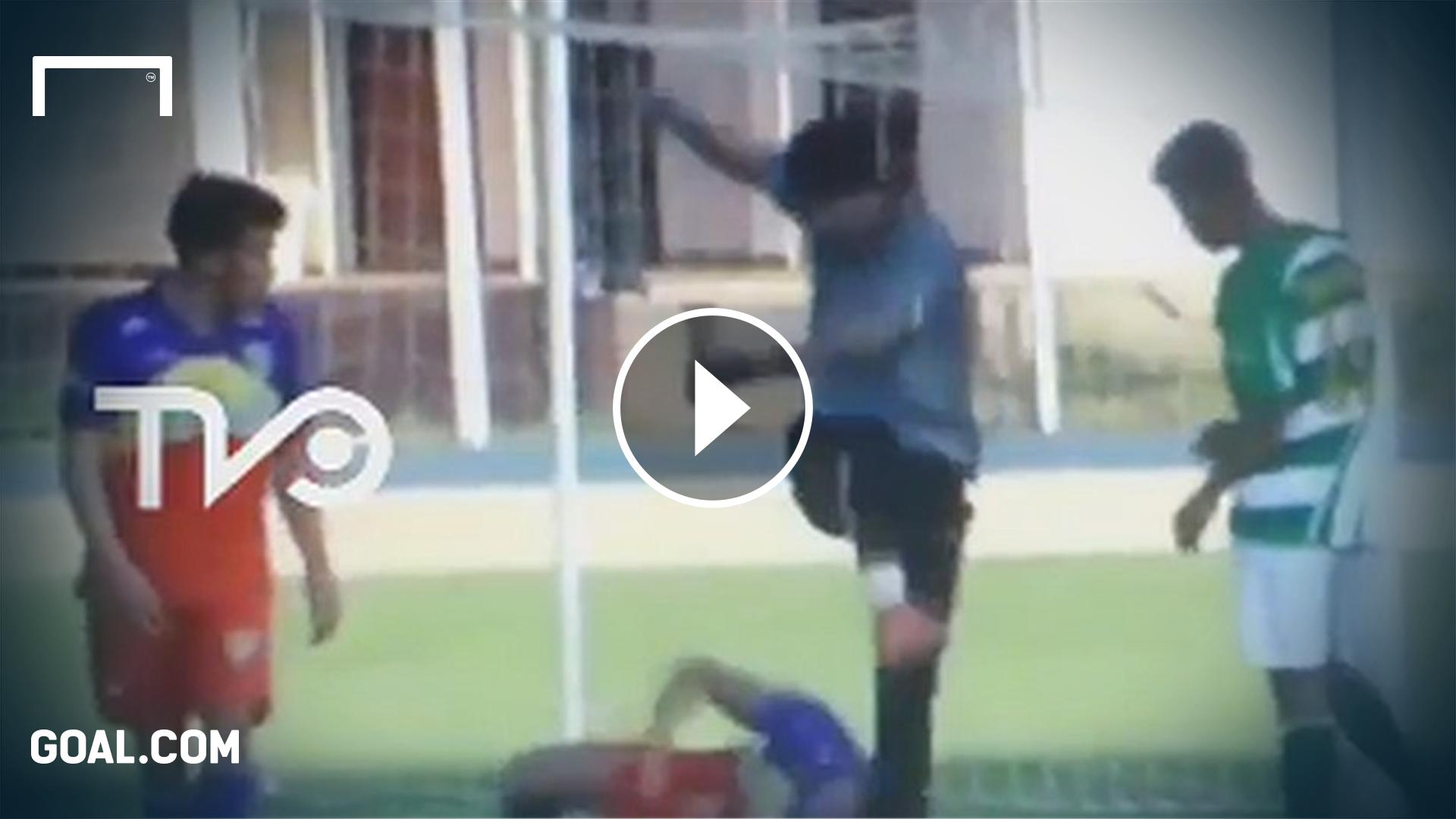La dura agresión que conmociona la Tercera División chilena
