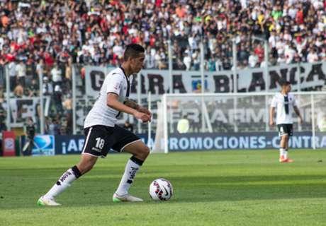 Copa Chile: Colo Colo 2-1 U. Española