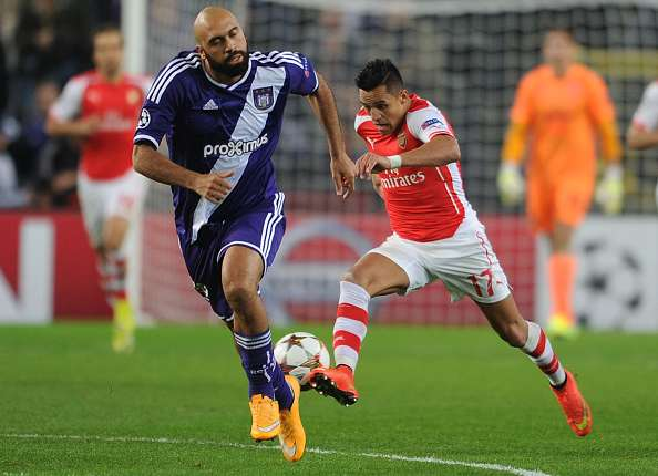 Arsenal 3-3 Anderlecht: Gunners capitulate to miss chance to go through
