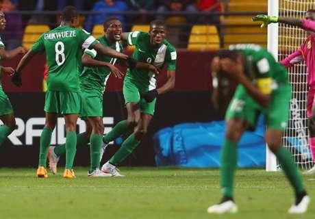 Nigeria, Campeona Mundial sub17