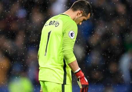 Claudio Bravo, Ibrahimovic et les pires recrues de Guardiola