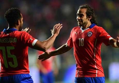 Amistoso: Chile 1 x 0 El Salvador