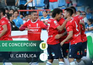 Goles: 1-0, 8' Jean Meneses; 1-1, 14' Nicolás Castillo; 1-2, 16' Christian Bravo; 1-3, 26' Nicolás Castillo; 2-3, 63' Renato González; 2-4, 88' Diego Rojas.