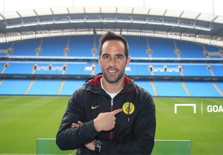 Tekad Bravo Bersama Manchester City