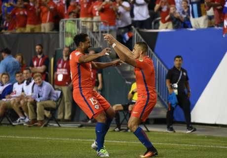 Copa América: Chile 4-2 Panamá