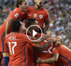 Cuplikan: Meksiko 0-7 Cile