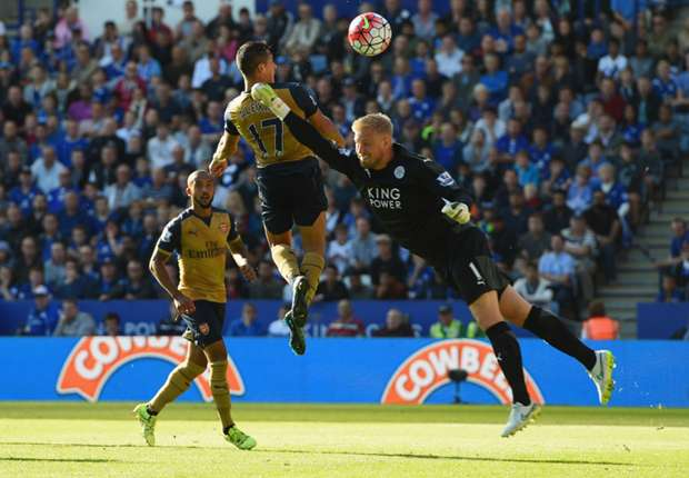 ไฮไลท์  Leicester City 2 - 5 Arsenal
