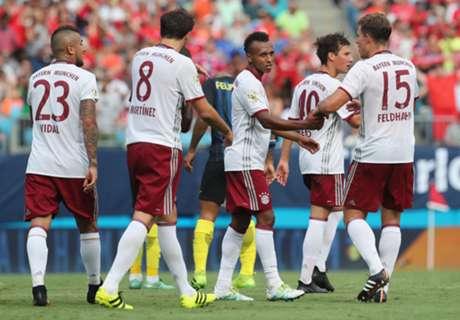 Bayern Gasak Internazionale