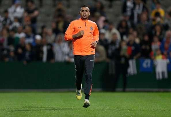 Steht noch bei Juventus unter Vertrag: Arturo Vidal