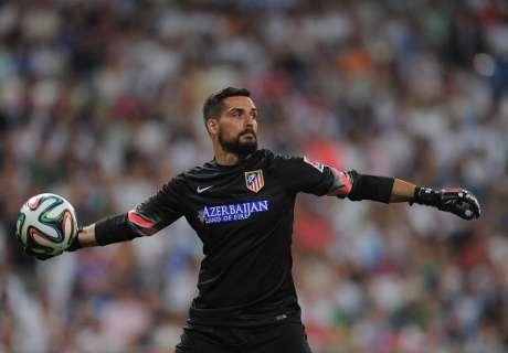 Moya bleibt Atletico erhalen
