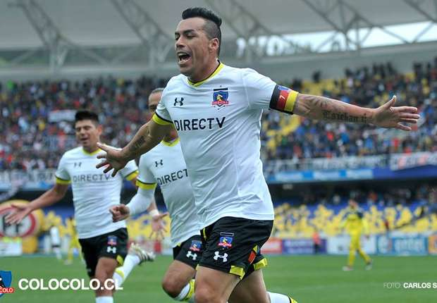 Esteban paredes renov en colo colo for Esteban paredes 7