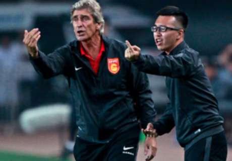 Primer triunfo de Pellegrini en China