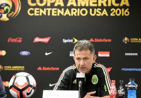 Osorio se disculpó tras el 7-0 de Chile