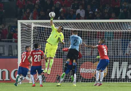 Chile still short of final aim - Bravo
