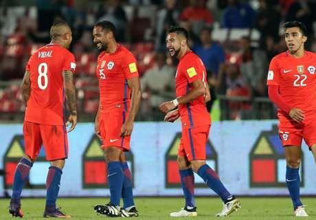¿Chile no va al Mundial?