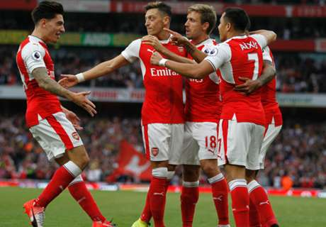 Arsenal Kubur Chelsea Di Emirates
