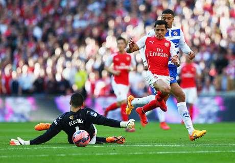 Arsenal braucht Extra-Time fürs Finale
