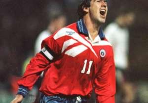 Un 11 de febrero de 1998, Chile venció 2-0 a Inglaterra con una figura excluyente: Marcelo Salas