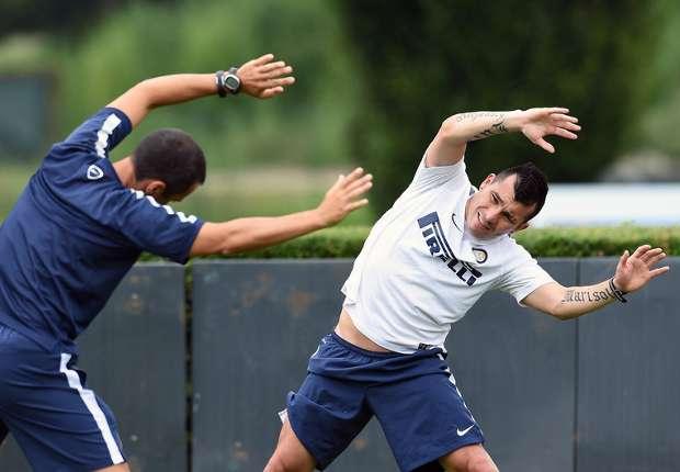 Gary Medel Antusias Gabung FC Internazionale