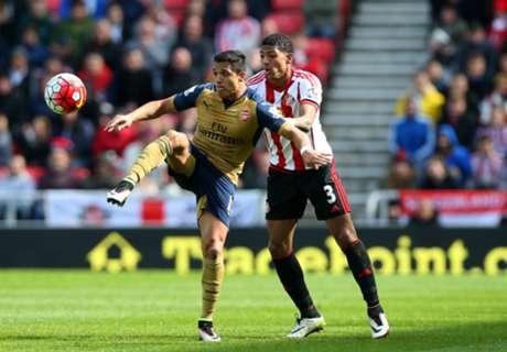 Sunderland y Arsenal, sin goles