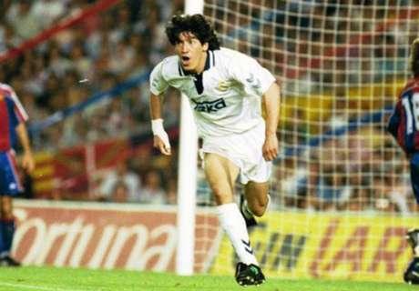 Cuando Zamorano humilló a Barcelona