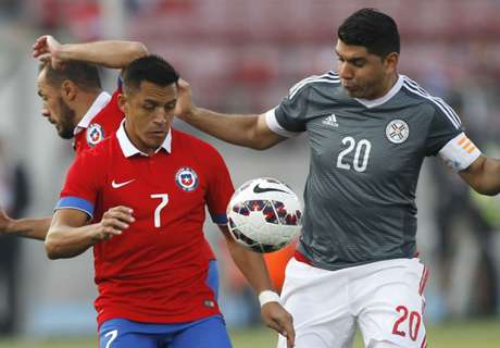 Betting: Paraguay vs Chile