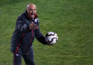 ¿El técnico argentino dejará Chile para ir a México?