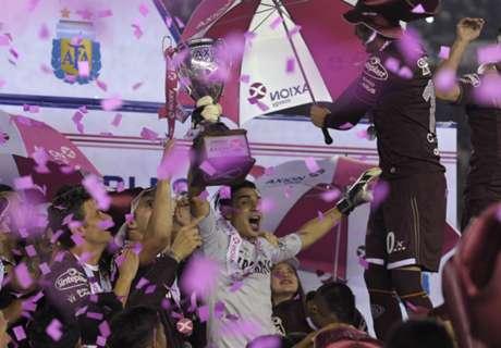 El campeón reaparece por Copa Argentina